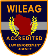 WILEAG Accredited Law Enforcement Agency Logo